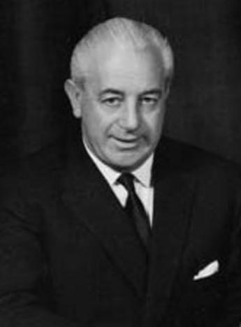 Harold Holt. Wikimedia Commons.