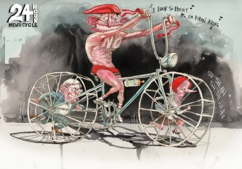 David Rowe, 24 hour news cycle, 22 February 2013