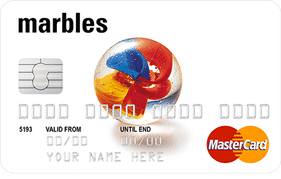 credit cards for building credit marbles