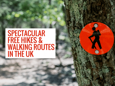 Spectacular free hikes and walking routes in the UK