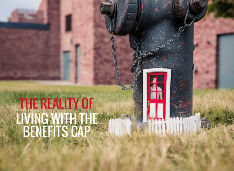 Living with the benefits cap