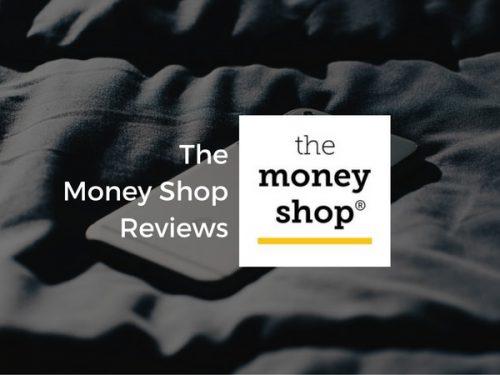 The Money Shop reviews