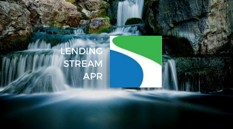 Lending Stream APR