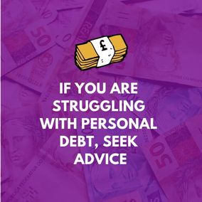 Always seek legal advise when you find yourself in a situation of debt
