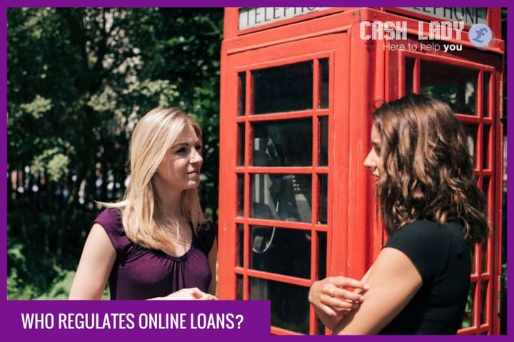 Who regulates online loans