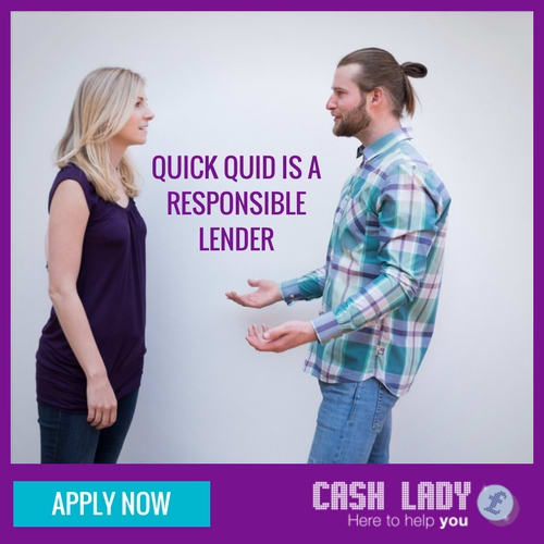 Quick Quid is a responsible lender