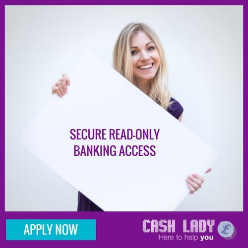 Secure read-only banking access