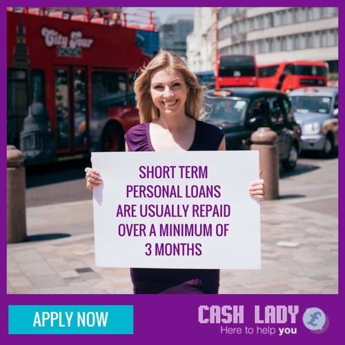 Short Term Loans from 3 to 18 months