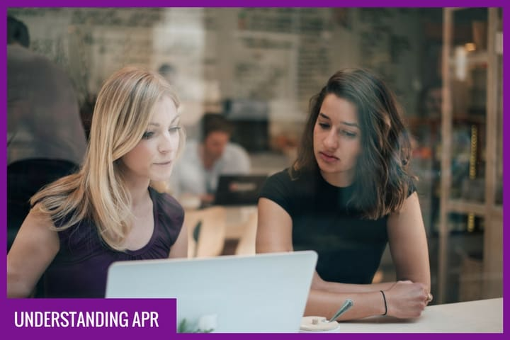 What is the APR?