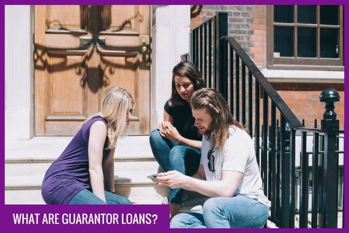 What are Gaurantor Loans?
