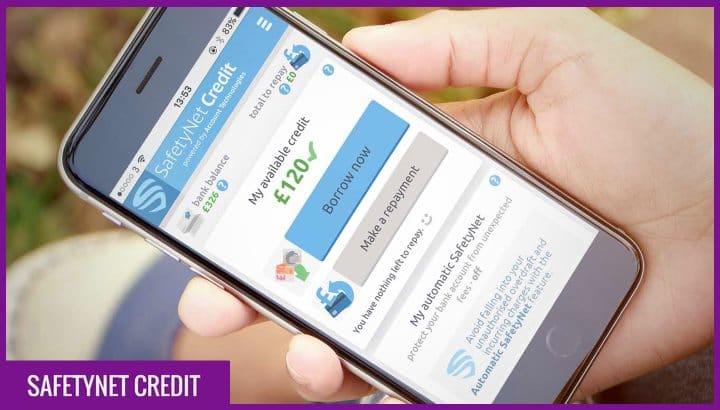 Introducing SafeyNet Credit