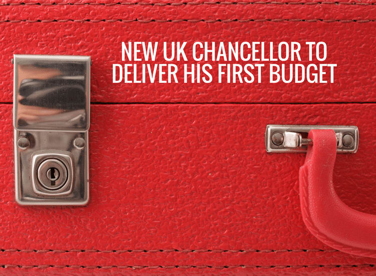 New chancellor set to deliver his first budget
