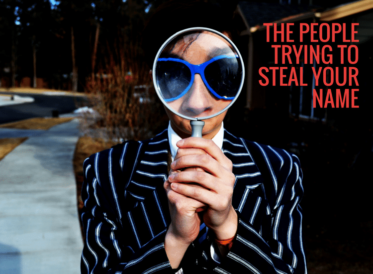 Identity Theft: The People Trying to Steal your Name
