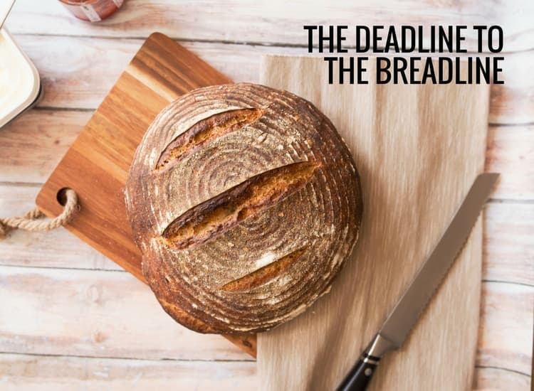 Savings and the deadline to the breadline