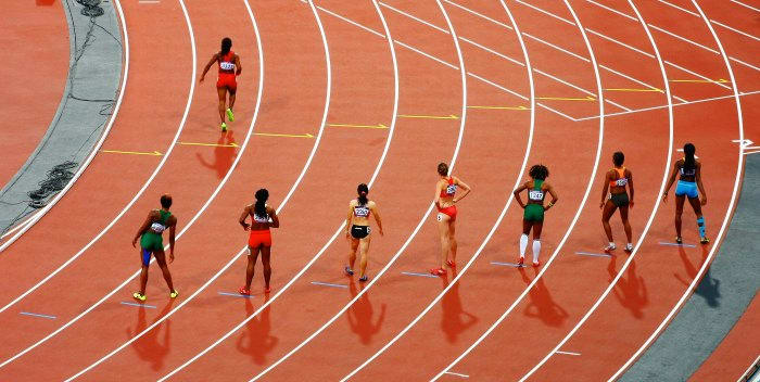 The world athletics championships
