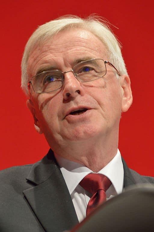 Labour Party John McDonnell