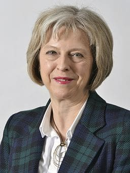 Conservative Conference Theresa May