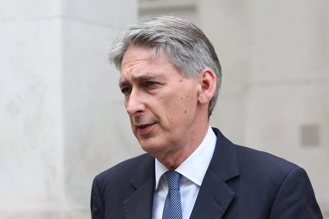 Fit for the future, Philip Hammond Budget 2017