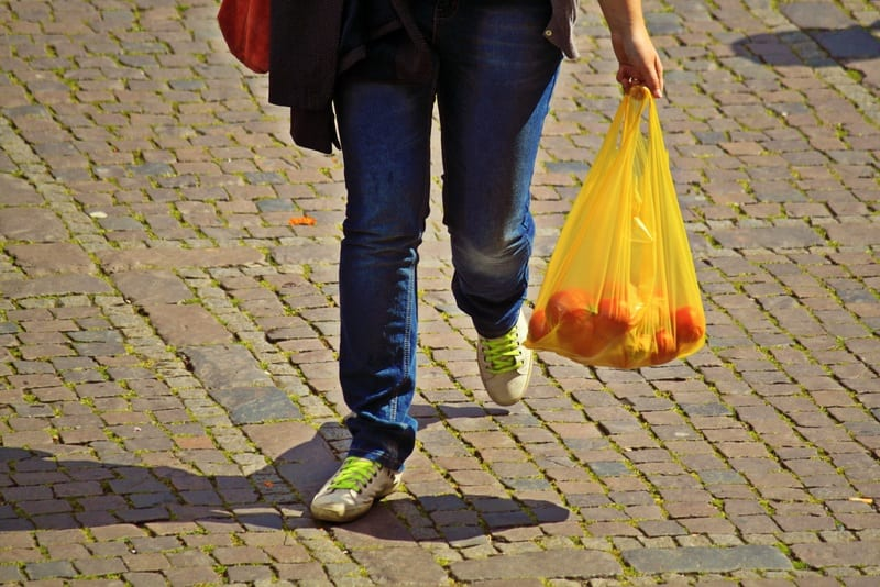 Bags for Life and the 5p plastic bag charge