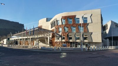 Scottish budget and income tax