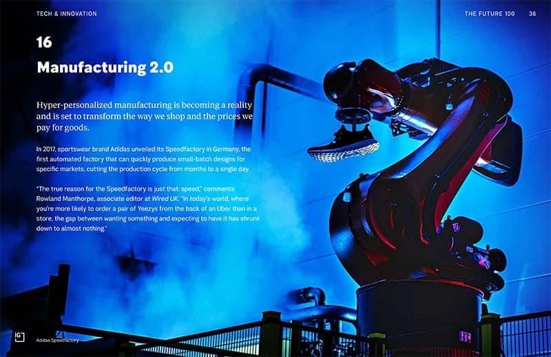 Future 100: The future trends for 2018 | CLNews UK