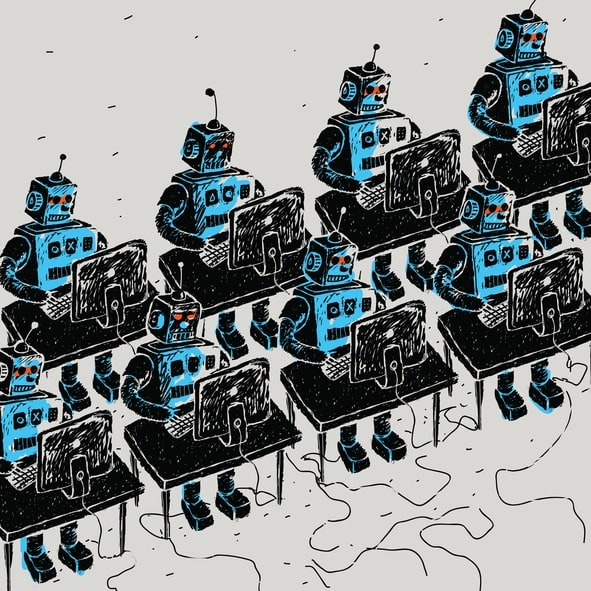 Time to tax the Robots?