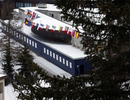The World Economic Forum: a few days in Davos