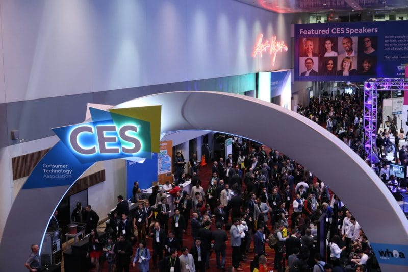 The Consumer Electronics Show lost electricity because irony knows no bounds