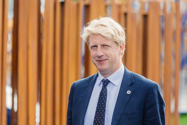 Jo Johnson cabinet reshuffle 2018