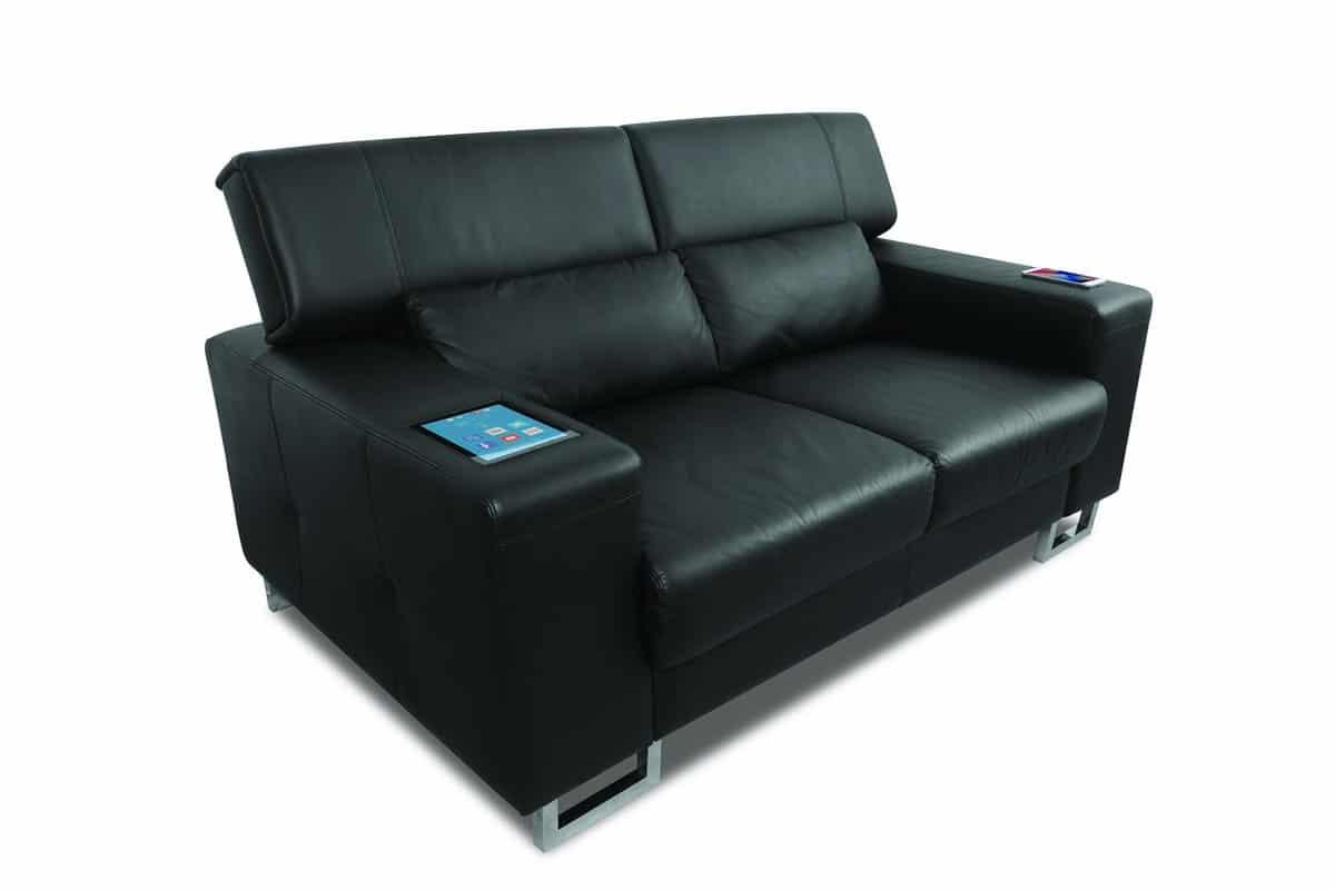 Miliboo smart sofa CES 2018