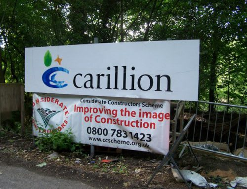 Carillion goes into liquidation putting jobs at risk