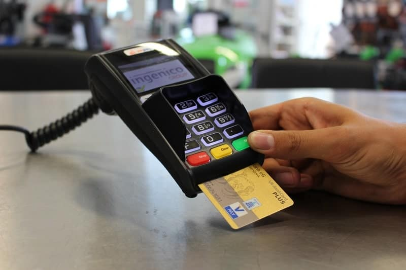 Charges for paying by card banned from Saturday - card payments