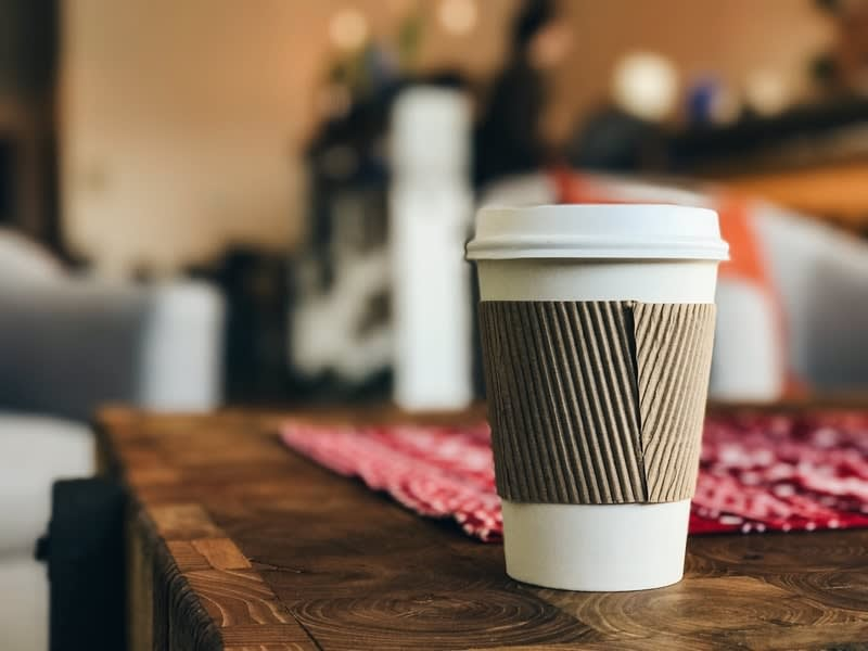 Starbucks to start charging for disposable cups