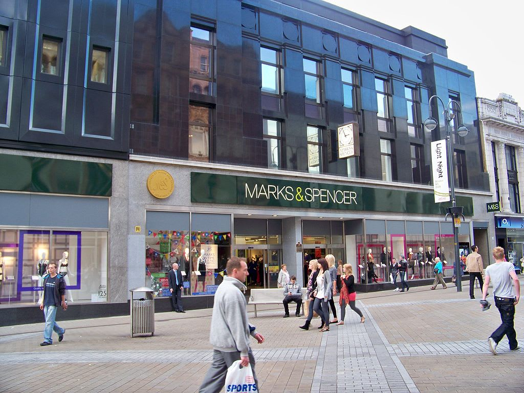 Marks & Spencer Closures