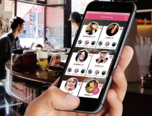 Dating Technology takes over Valentine's Day