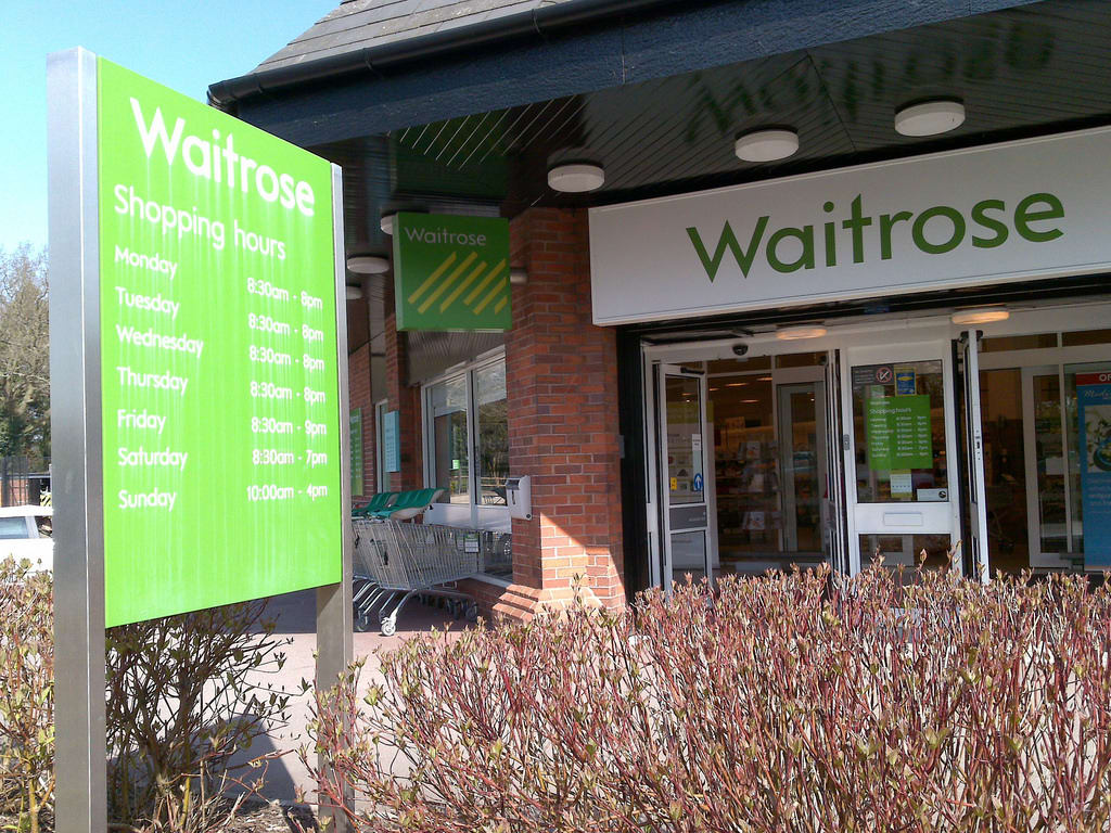 waitrose loyalty scheme