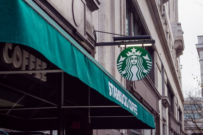 Starbucks introduces 5p surcharge on disposable cups in London