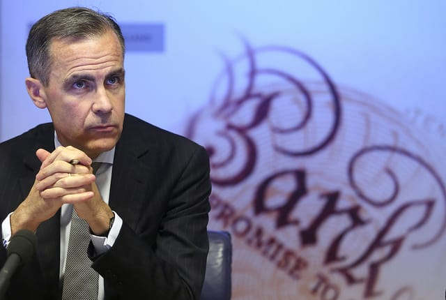 carney on cryptocurrencies