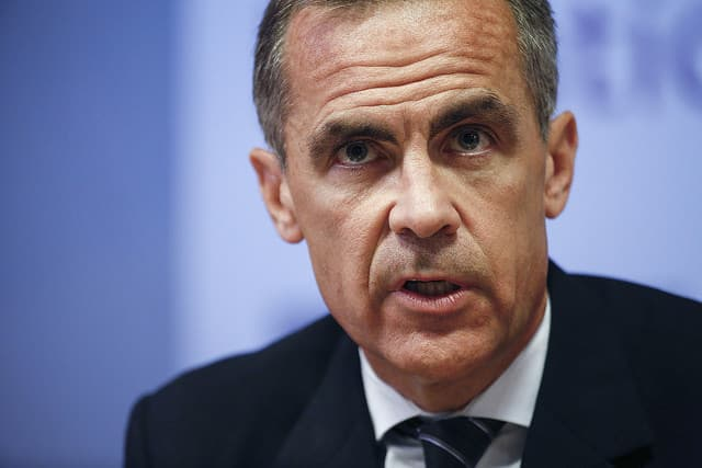carney on virtual currencies