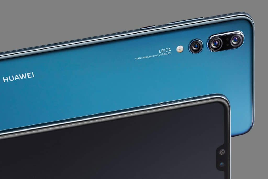 New Huawei P20 Pro smartphone 'can see in the dark'