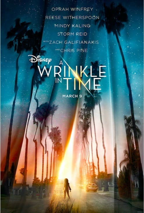 A Wrinkle In Time: The Disney Movie Likely to Wet a Few Young Eyelids