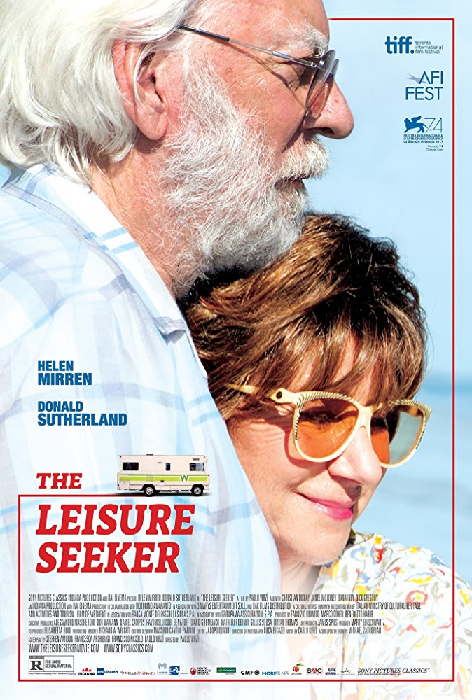 The Leisure Seeker: A Trip You're Happy to See Through to the End