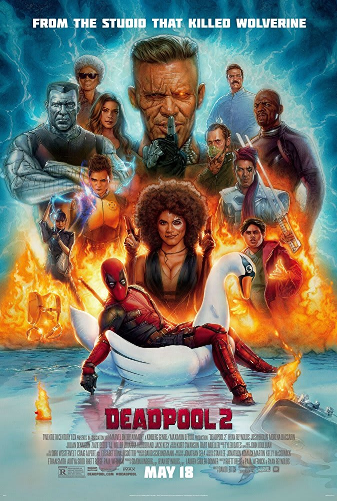 Deadpool 2 Film Review: The Merc with the Mouth is back