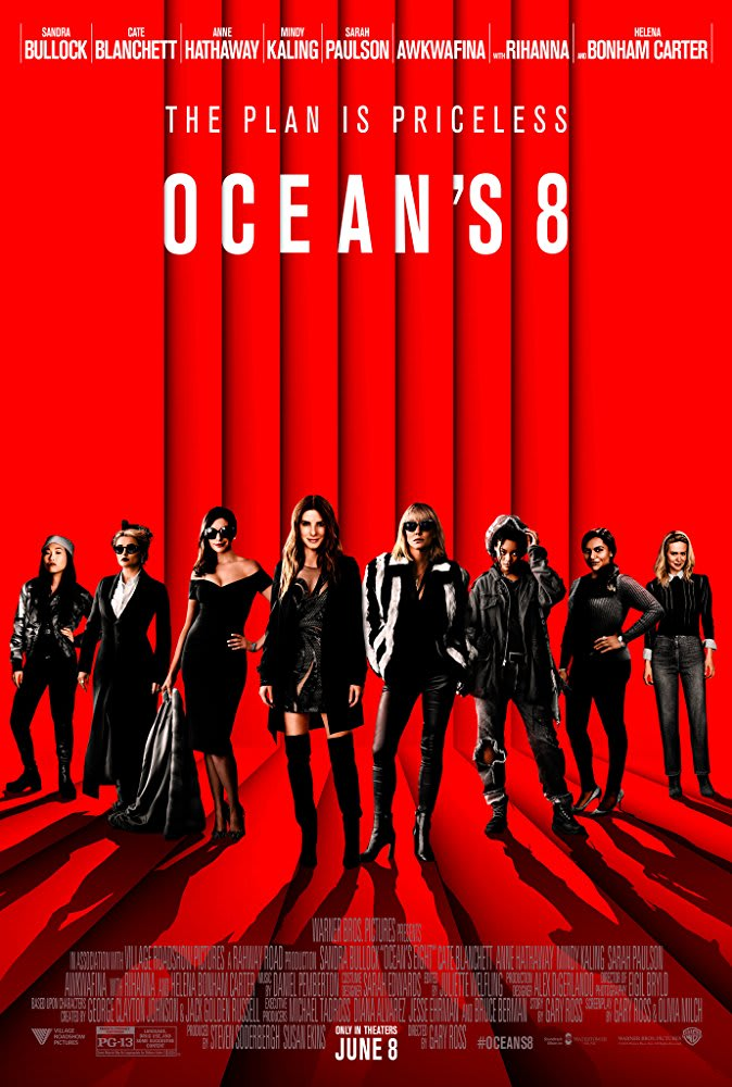 Ocean's 8: A Seamless Addition to The Ocean's Franchise