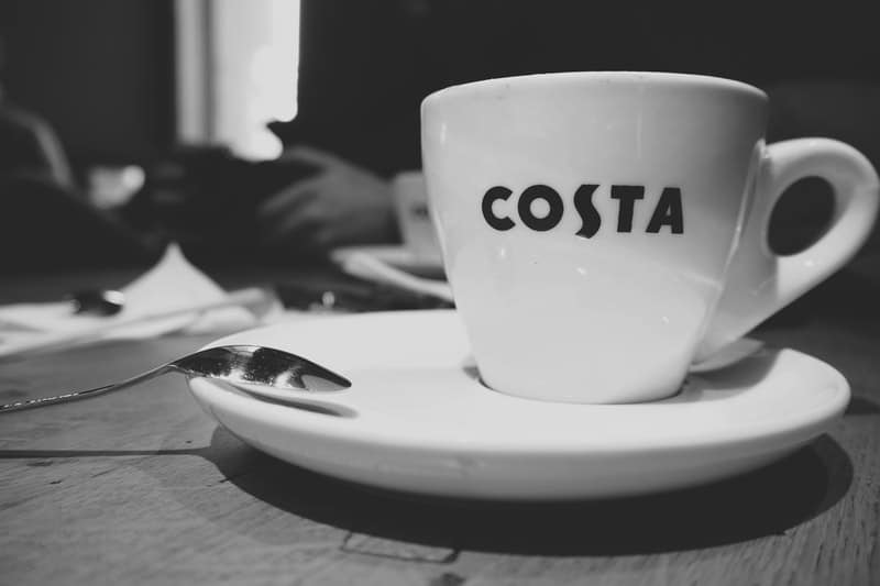 Costa Coffee Reports Like for Like Sales Dip