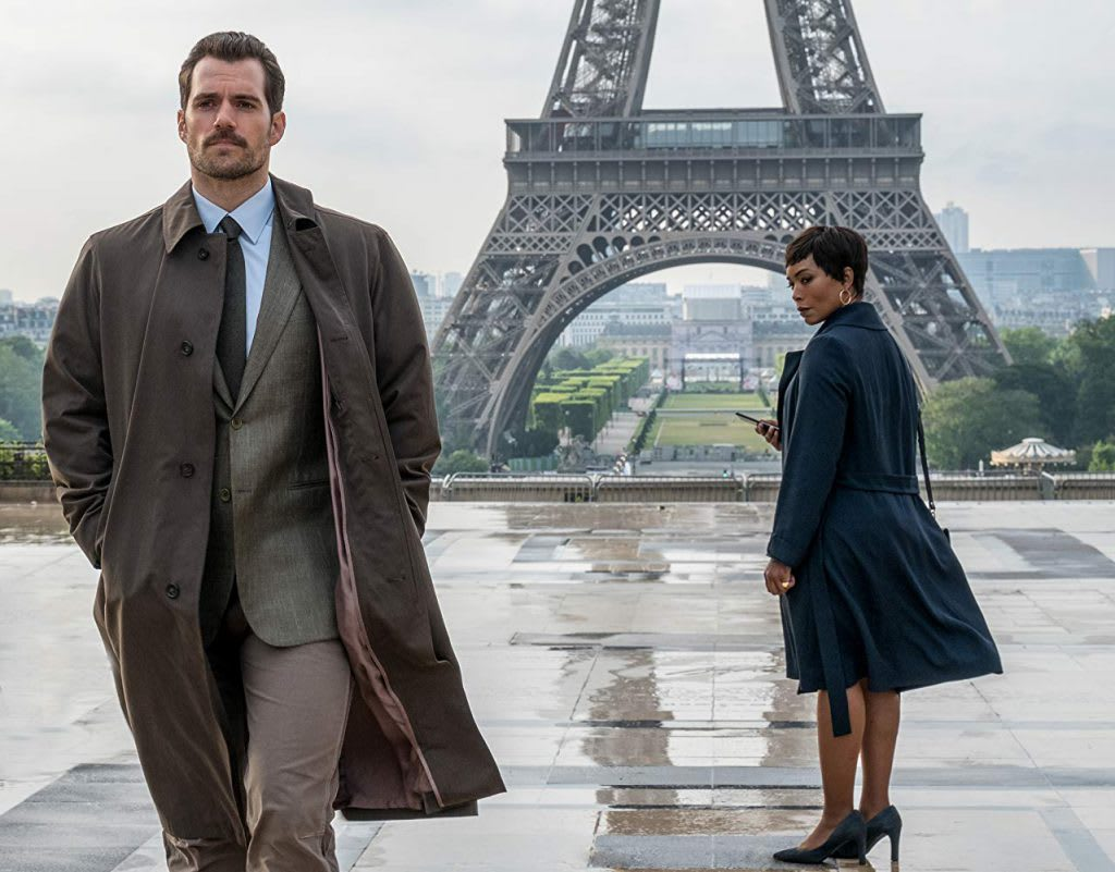 Mission Impossible - Fallout review