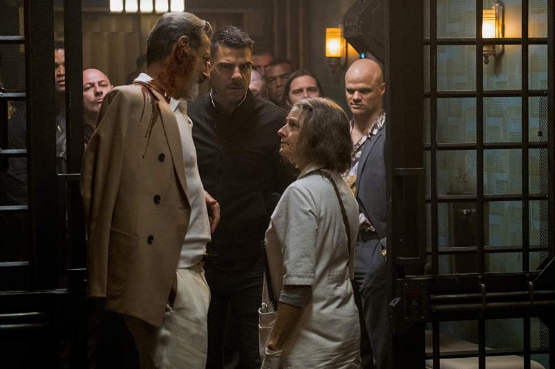 Hotel Artemis Review: A great cast, but the same old story