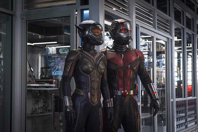 Ant-Man and The Wasp – Another small adventure that's big on laughs
