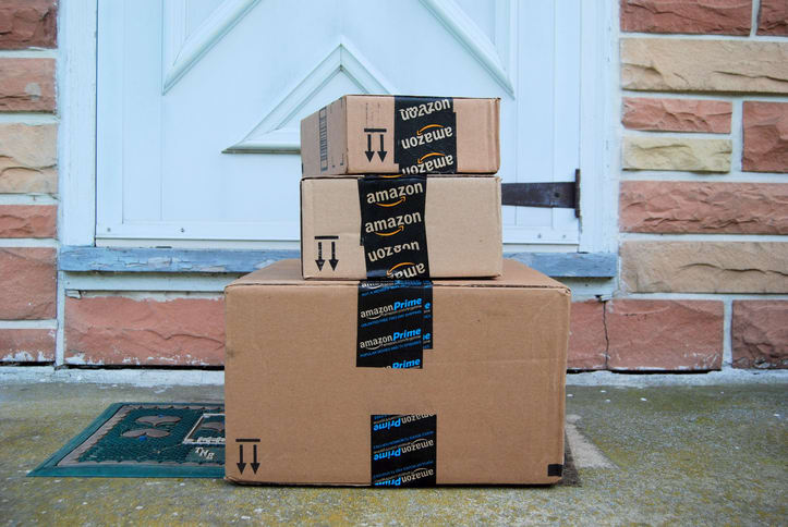 Amazon Prime delivery ad banned for 'misleading' public