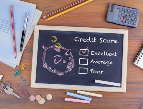 Credit score map reveals better scores in the South